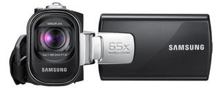 Illustration for article titled Samsung F-Series Big Zoom Camcorders Have Precisely 52x of Optical Zoomy