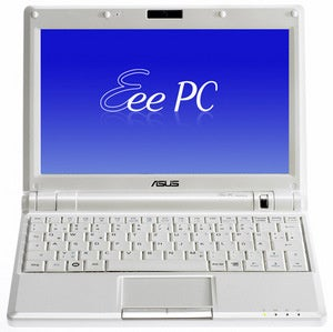 Illustration for article titled Asus EEE 900 Gets 20GB Linux version, Some Launch Dates