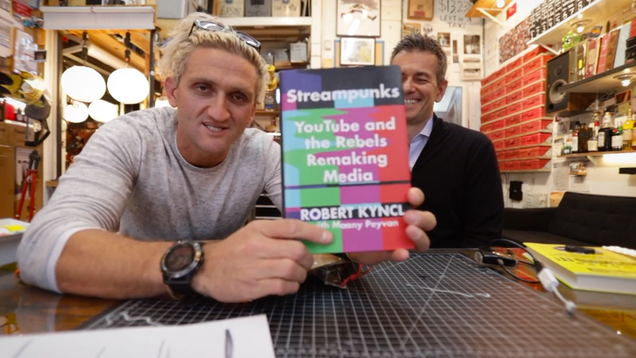 Casey Neistat Should Stick to Marketing