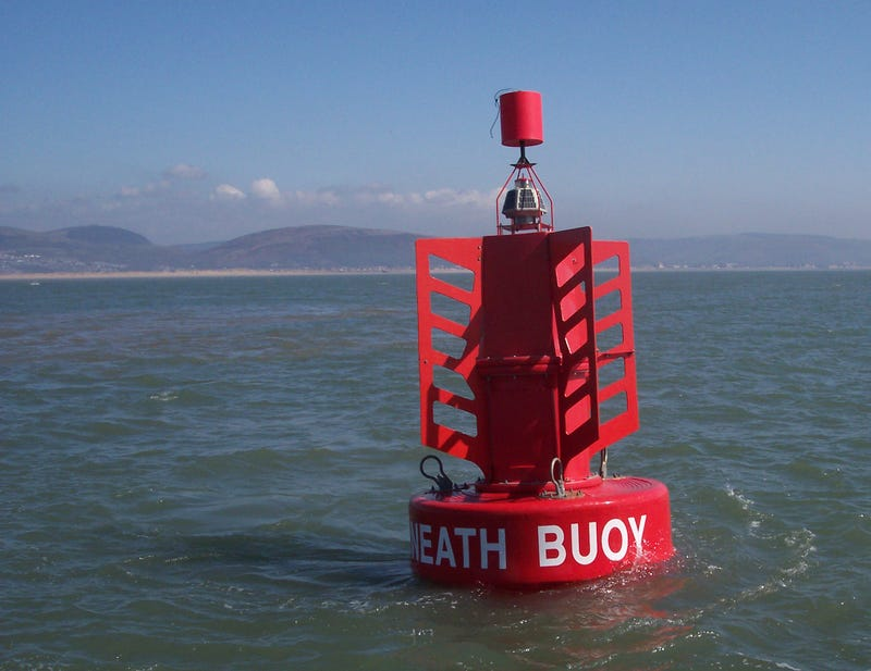 Illustration for article titled IT'S A BUOY!
