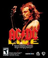 Illustration for article titled Rock Band AC/DC Confirmed, But For Wal-Mart Only