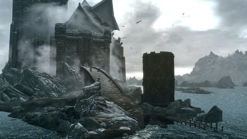 Illustration for article titled The Best Skyrim: Dawnguard Videos I've Found So Far