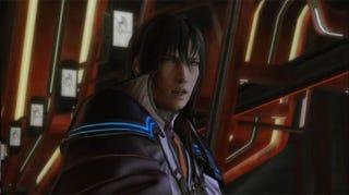 Illustration for article titled Final Fantasy XIII Gets Its Cid