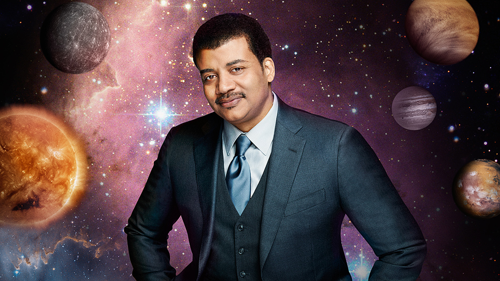 Neil deGrasse Tyson's Cosmos Revival Is Finally Getting A Second Season