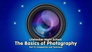 Illustration for article titled Basics of Photography: Composition and Technique