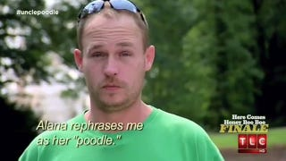 Illustration for article titled Honey Boo Boo's Uncle Poodle Reveals He's HIV-Positive