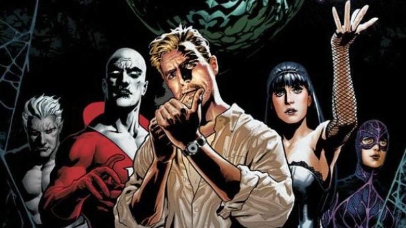 Illustration for article titled Guillermo del Toro has sent his Justice League Dark script to Warner Bros.