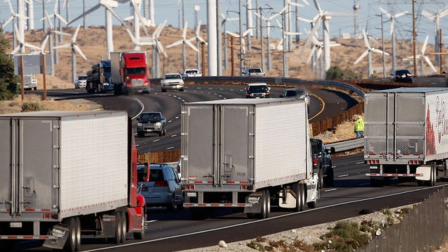 Companies Are Creating So Much Data, It Has to Be Shipped in Trucks