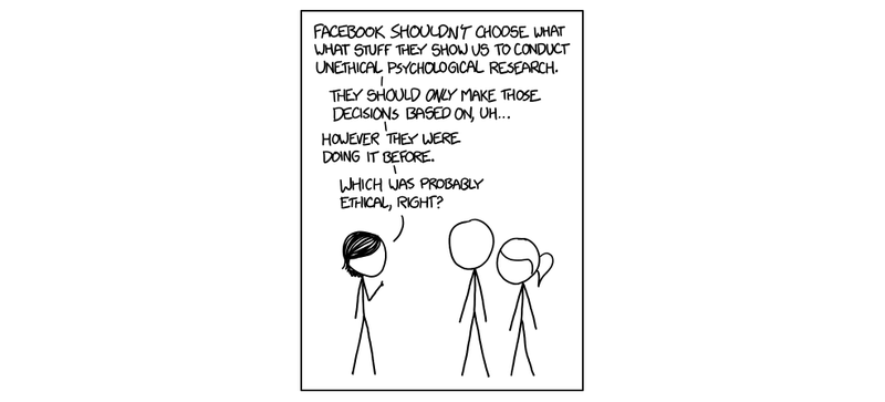 Illustration for article titled Was Facebook's Research Ever Really Ethical?