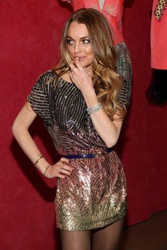 Illustration for article titled The Baldwin Brothers Help Lindsay Lohan Stay Sober;  Madonna Dumps Jesus