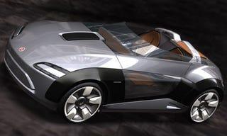 Illustration for article titled Bertone's Latest Fiat Concept for Geneva