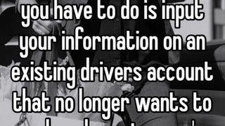 Uber Driver: Here's How We Get Around Background Checks