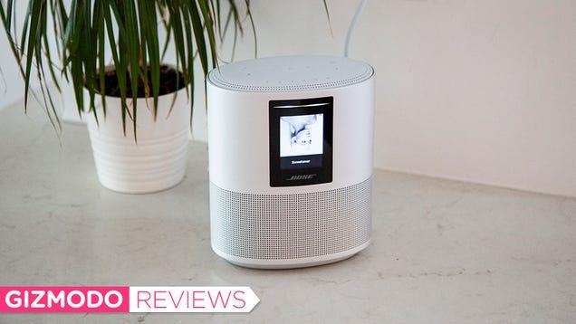Bose s Fancy Home Speaker Might Be the Best Sounding Echo Alternative Yet