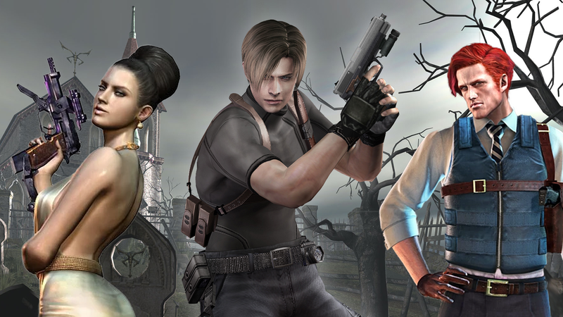 Illustration for article titled The Best And Worst Hairstyles From The Resident Evil Franchise