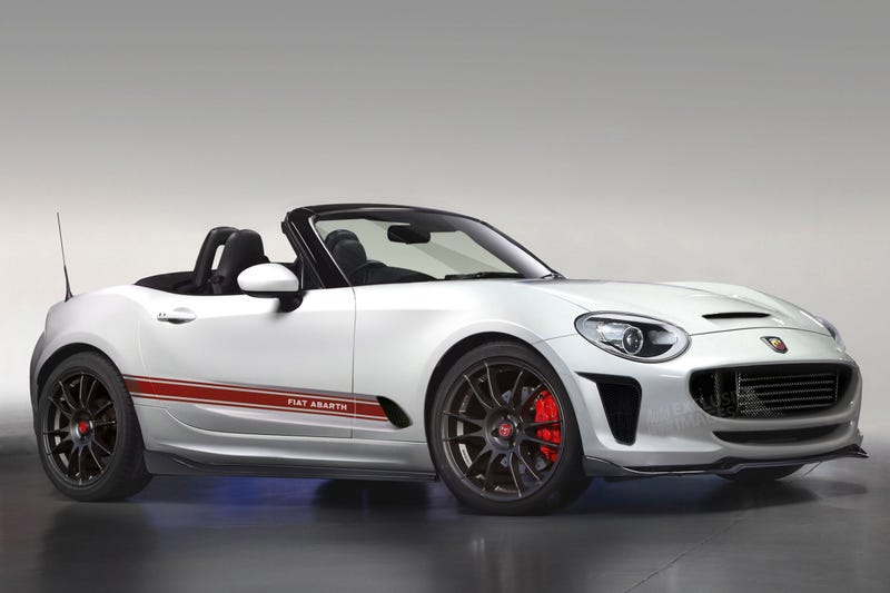 fiat 124 jalopnik with The Best Nd Miata Is The Fiat 124 Spider Abarth 1727024838 on 1999 Mazda Miata Anniversary Edition Reviews together with 2016 Fiat 124 Spider Release Date 2017 2018 Car Reviews together with For 9 990 Could This 1981 Fiat 124 Sport Spider Make 1823154323 as well Bmw Serie5 F10 Le Configurateur Et Une Version Hybride Presentee En Mars 2010 43032 as well 2016 Fiat 124 Spider Revealed Spotted During Photo Shoot 2921.