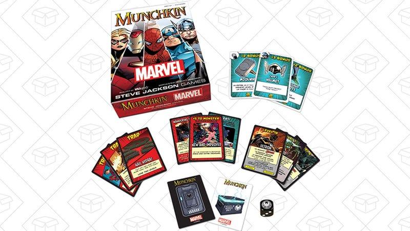 Munchkin Marvel Edition, $18