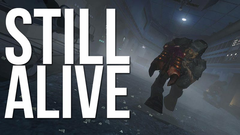Illustration for article titled Half-Life's Agonising Remake Still On, New Screens Released