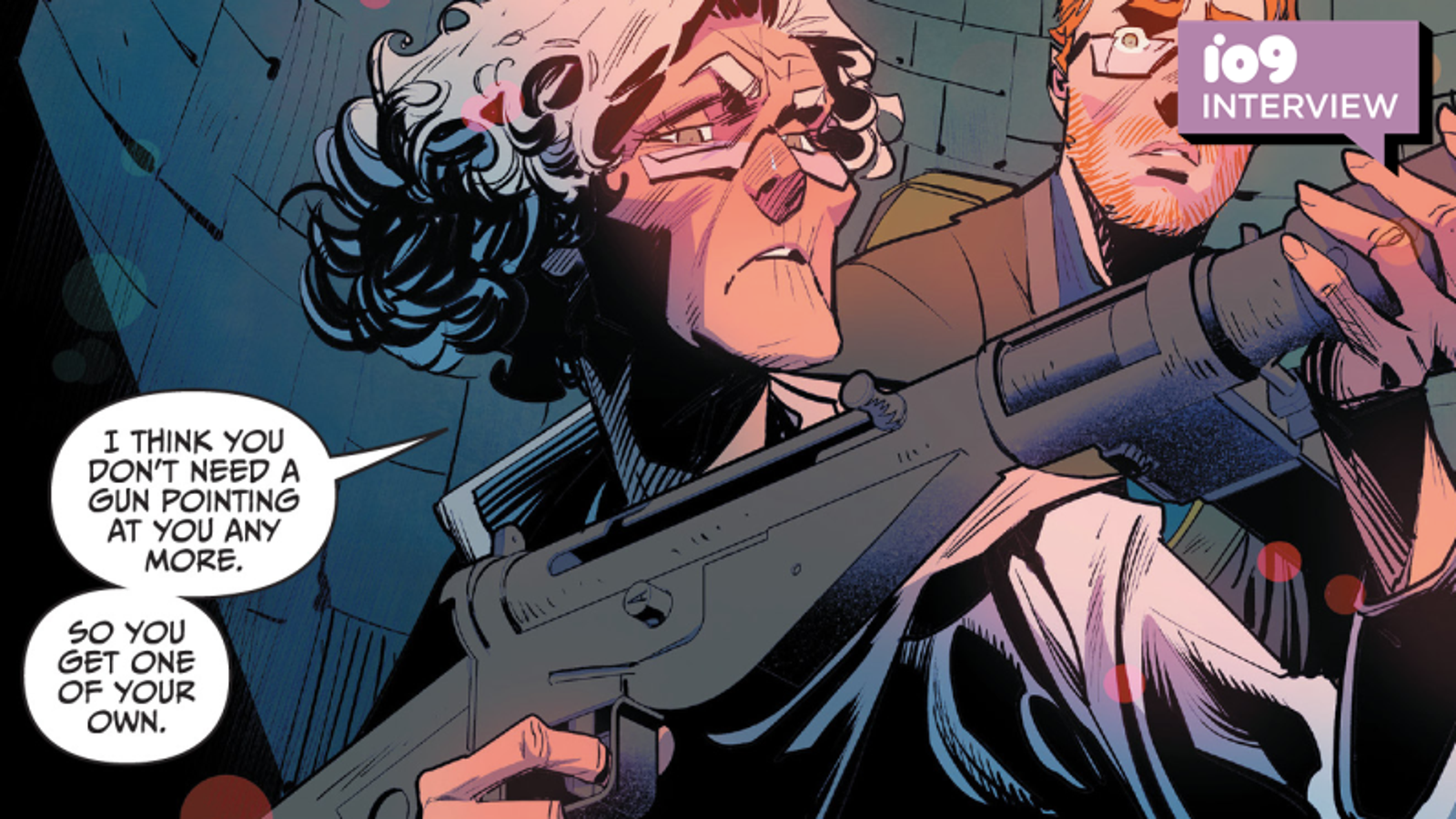 Kieron Gillen Opens Up About Once & Future's Mythical Exploration of British Identity