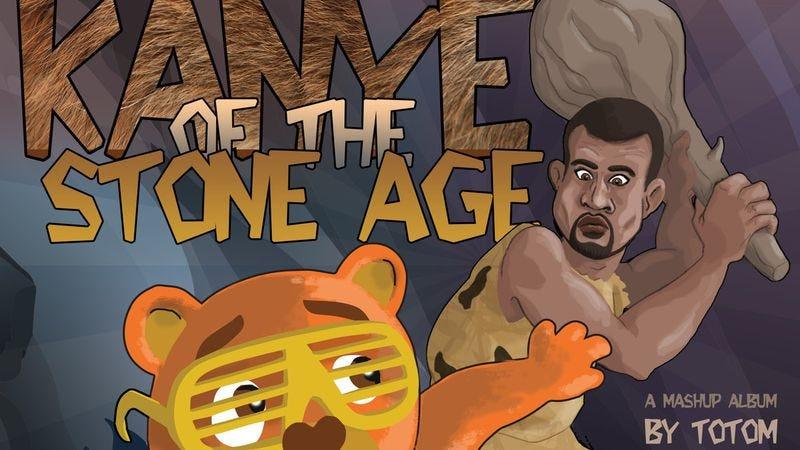 Illustration for article titled Kanye Of The Stone Age mashes up Kanye West, Josh Homme