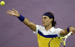 Illustration for article titled Rafael Nadal: Serving It Up Real Hot