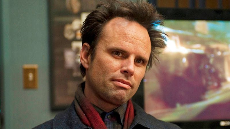 Illustration for article titled Walton Goggins trades guns for hall passes, joins Danny McBride's Vice Principals