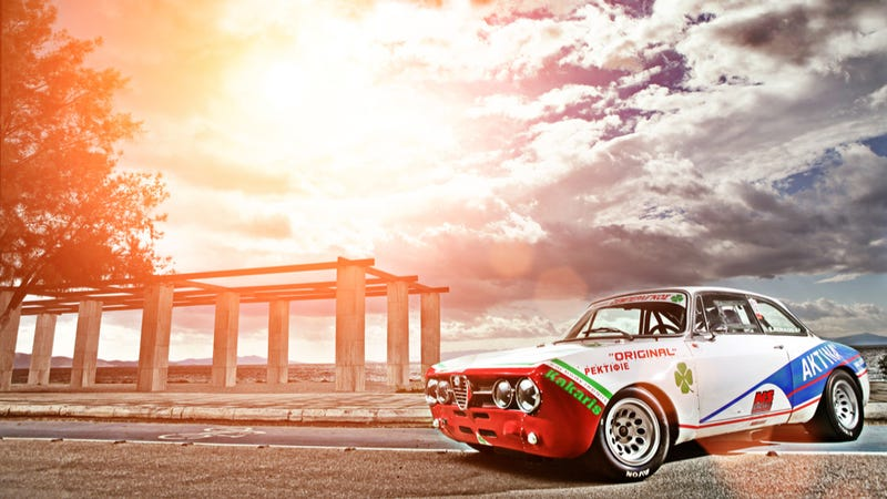Your Ridiculously Awesome Alfa Romeo Wallpaper Is Here