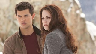 "Illustration for article titled Breaking Dawn: Part 2 was the big ""winner"" at last night's Razzie Awards"