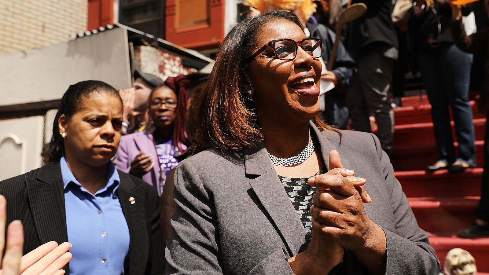 With Primary Win, Letitia James Inches Closer to Being 1st Black Woman to Win Statewide Office in New York