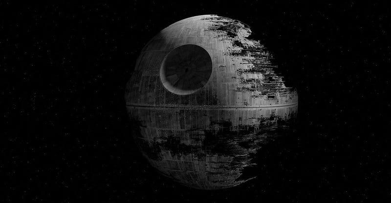 Qué se necesita para construir una Estrella de la Muerte de Star Wars, según la NASA