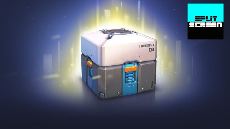 Illustration for article titled Why Loot Boxes Make People So Angry