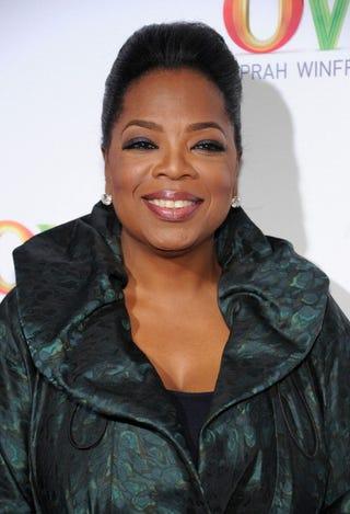 Talk-show queen Oprah Winfrey (Getty Images)