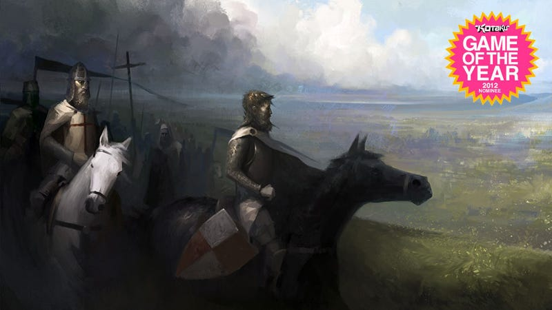 Illustration for article titled Why Crusader Kings II Should Be Game Of The Year