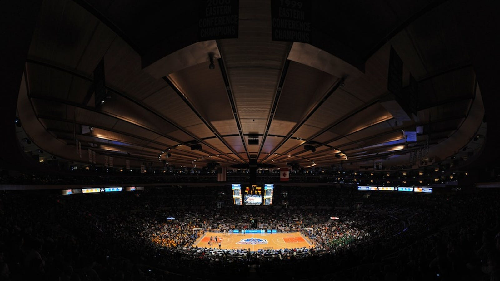Madison Square Garden: Madison Square Garden Has 10 Years To Get Out