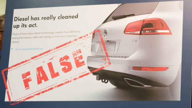 Illustration for article titled VW's Emissions Scandal Cost Other German Automakers $5.2 Billion in U.S. Sales: Study