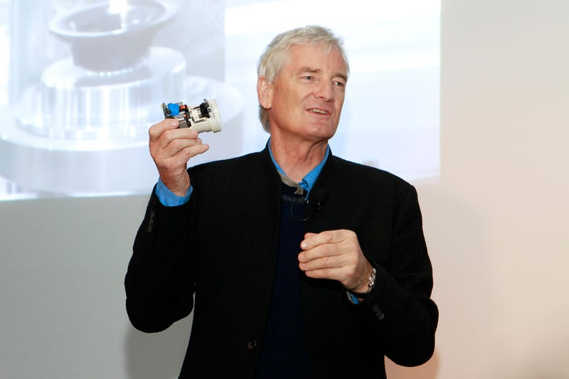 James Dyson in 2013. Image: AP