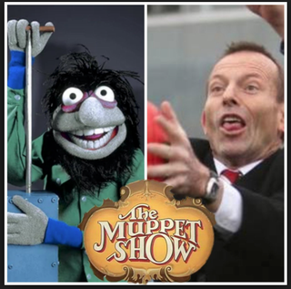 Illustration for article titled muppet central #1