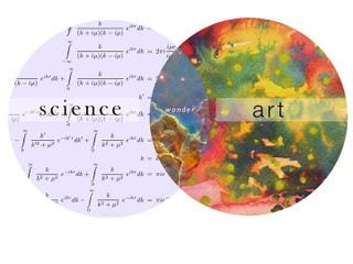 Illustration for article titled Science And Art Need Each Other, And Here's Why