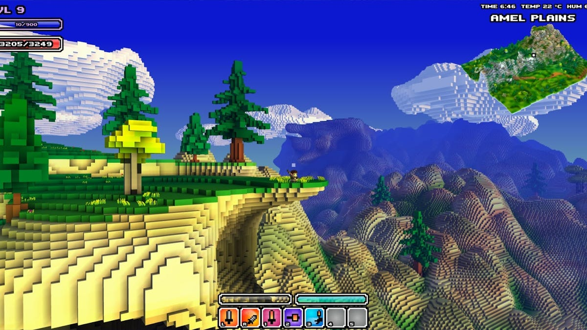 Tips for playing the cube world alpha gumiabroncs Image collections