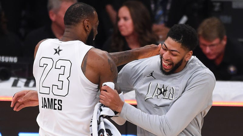 582a719ddfd Illustration for article titled The Lakers Blew It. Photo: Jayne  Kamin-Oncea (Getty Images). The Anthony Davis trade to Los Angeles ...