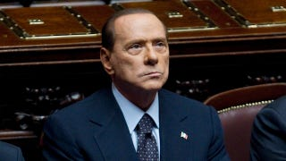 Illustration for article titled Silvio Berlusconi Finally Says He'll Step Down