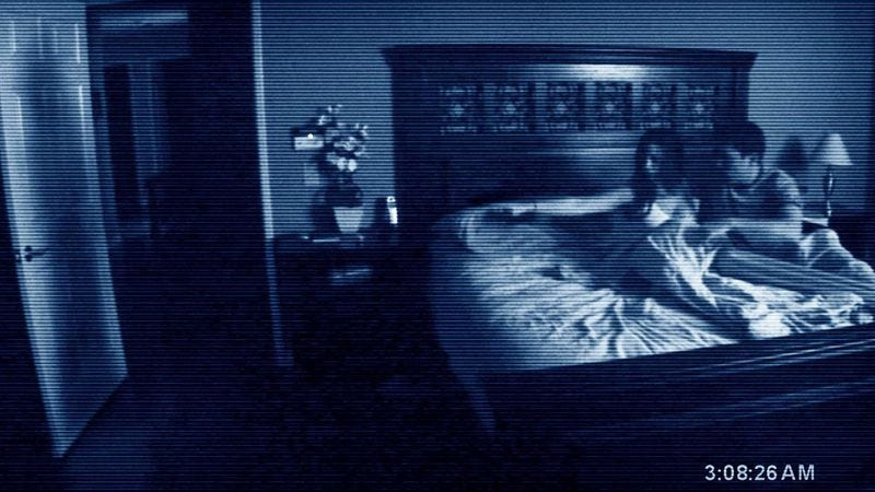 Illustration for article titled NBC considering horror anthology series from producer of Paranormal Activity
