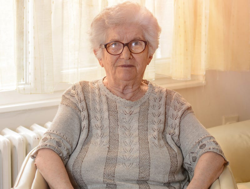 Grandma Getting To Point Where She Looks Like Every Other Grandma