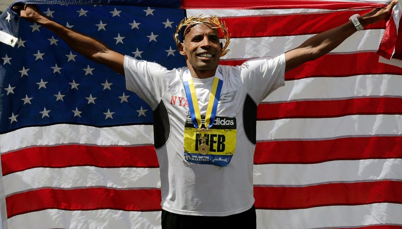 Illustration for article titled Three Ways Meb Keflezighi Won