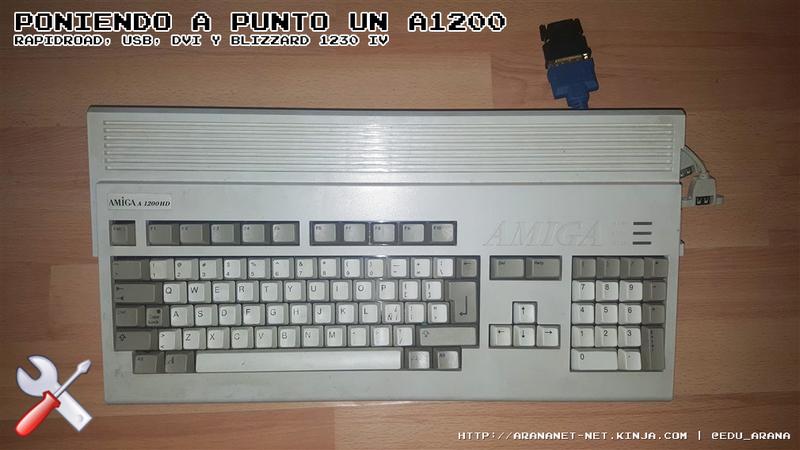 Illustration for article titled Poniendo a punto un A1200 (RAPIDROAD, USB, DVI Y BLIZZARD 1230 IV)