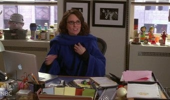 Illustration for article titled Weekly Standard Writer: Fey Mocked Palin Because Liz Lemon Is Unhappy