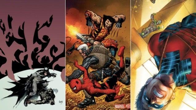 Amazon Buys Popular Digital Comics Platform Comixology