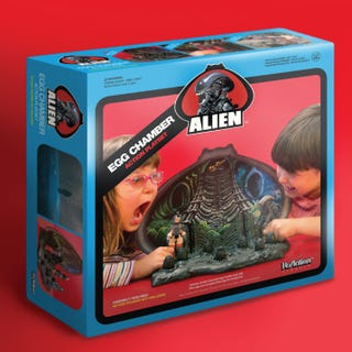 Illustration for article titled Alien Egg Chamber Playset Is Age-Inappropriate Fun For Whole Family