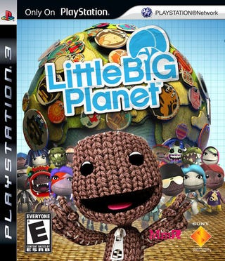 Illustration for article titled Here's Your LittleBigPlanet Box Art, Americans