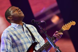 Robert Cray in 2013Larry Busacca/Getty Images