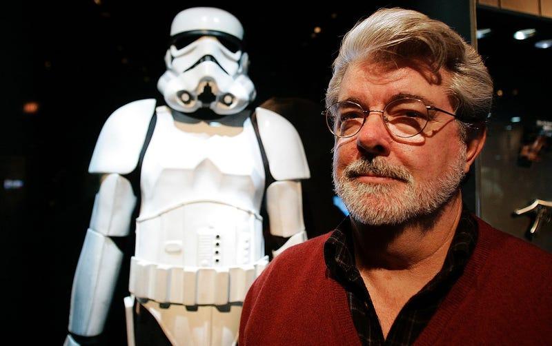 Illustration for article titled ¿Por qué George Lucas lleva 15 años huyendo de Internet?